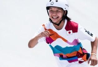 东京奥运:年仅13岁的金牌得主西矢椛和她这一代