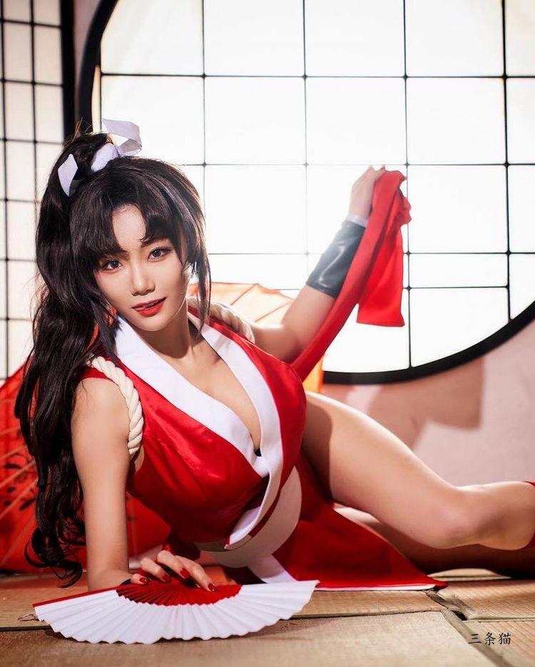 韩国主播Berry(빛베리)真人版娜美图片欣赏 - 全文 美图 热图10