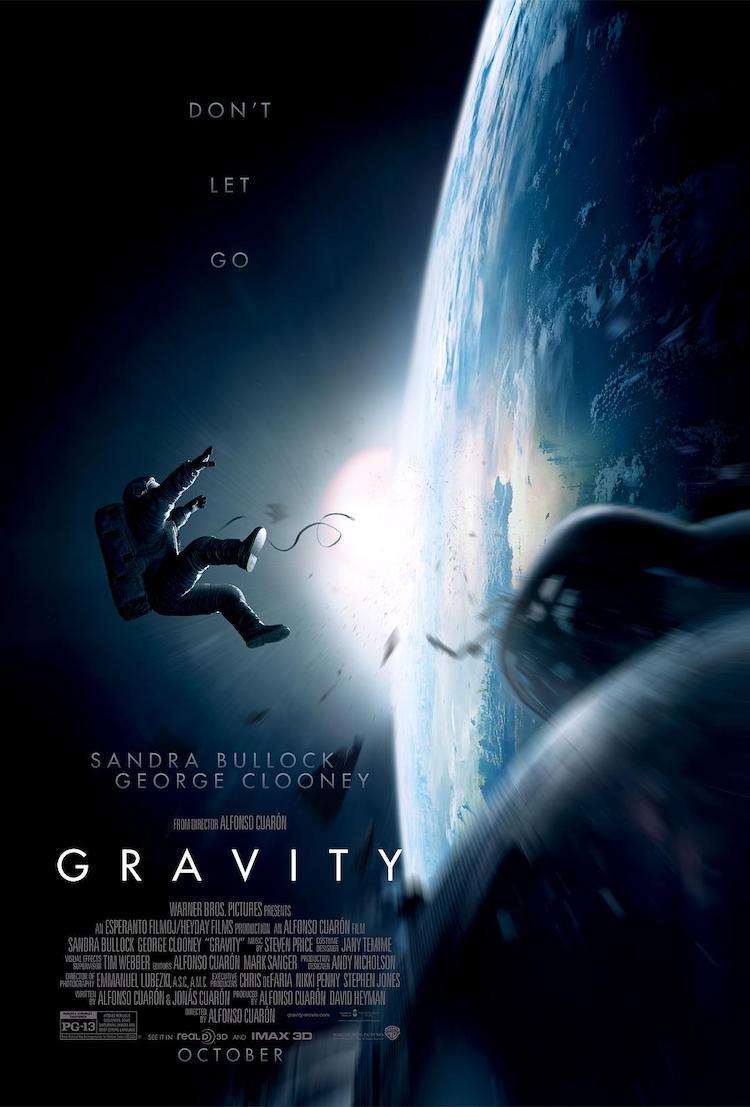 《地心引力》电影影评:不以故事取胜,却给人最深刻的激励及省思