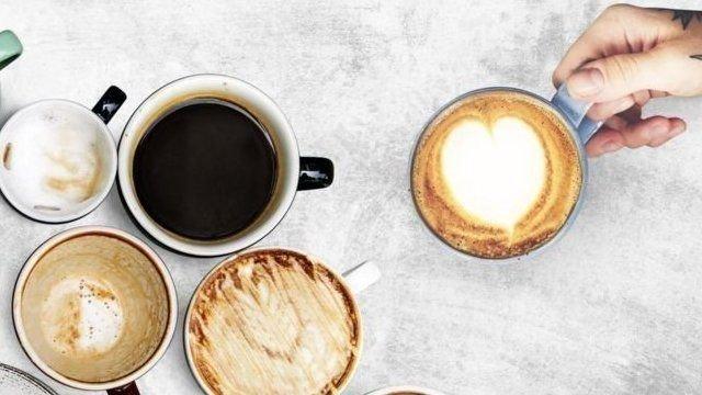 图像加注文字,如果睡眠有困难应该避免晚上,甚至午后饮咖啡。
