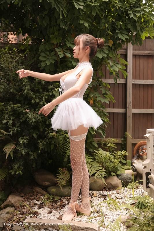 ⭐BOLOLI波萝社⭐夏美酱@写真2017.07.23BOL.089芭蕾舞少女[47+1P/347M]插图