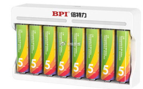 BPI倍特力电池4粒【1.1】BPI倍特力电池