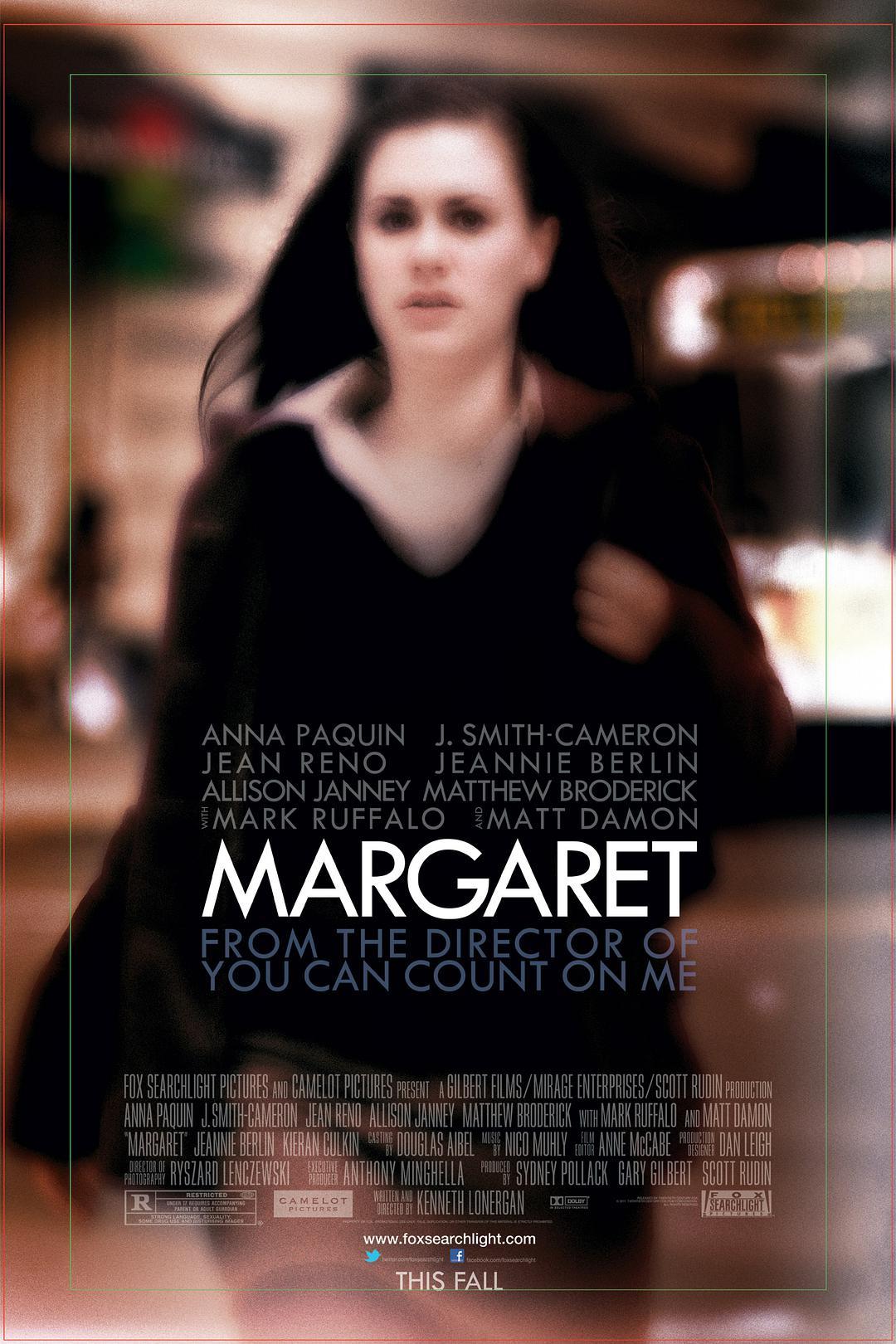 悠悠MP4_MP4电影下载_玛格丽特 Margaret.2011.EXTENDED.1080p.WEBRip.x264-RARBG 3.55GB