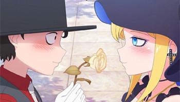 动画「死神少爷与黑女仆」正式PV与主视觉图公开
