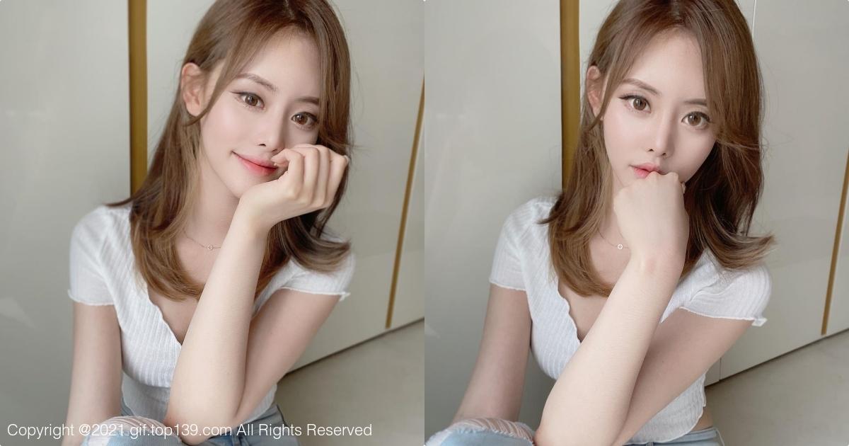 韩国美女「정소라(SORA)」高挺的鼻子和完美的唇形