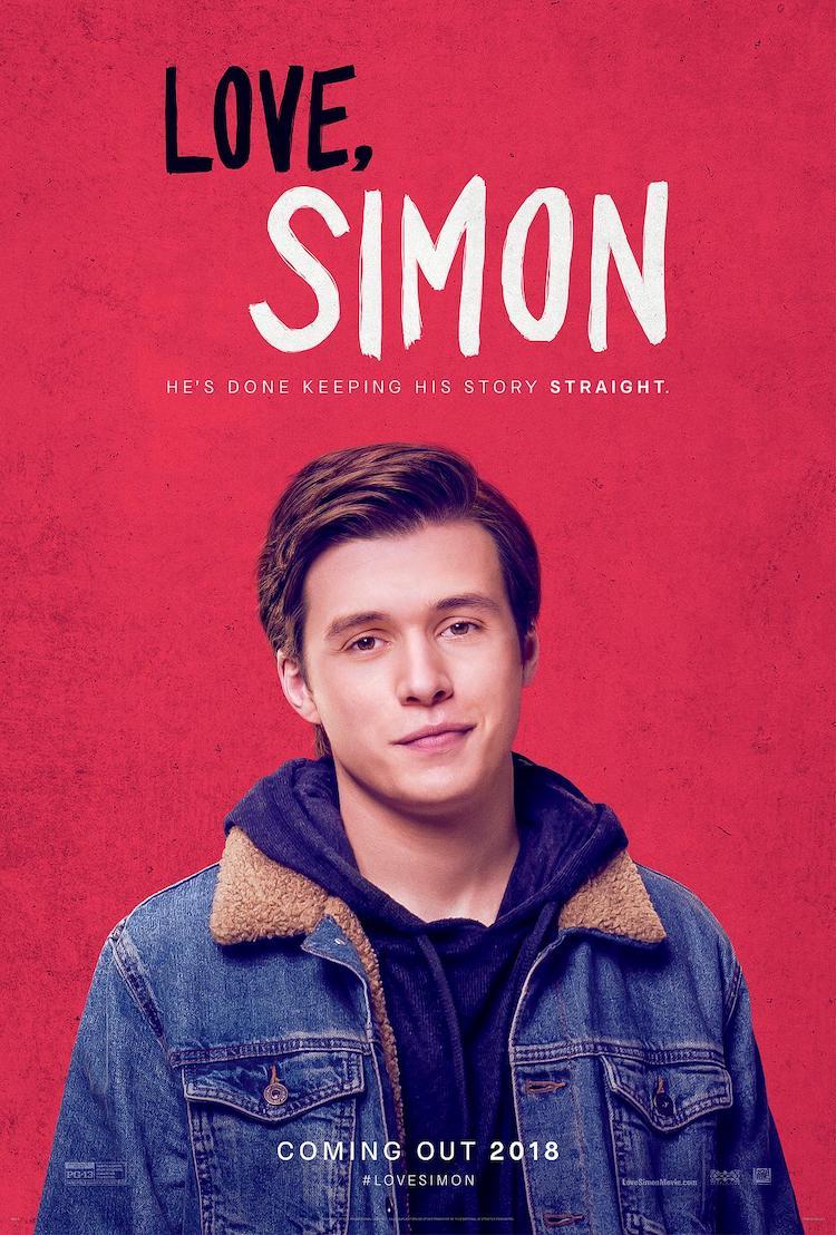 尼克·罗宾森《爱你西蒙》:音乐很棒的同性电影