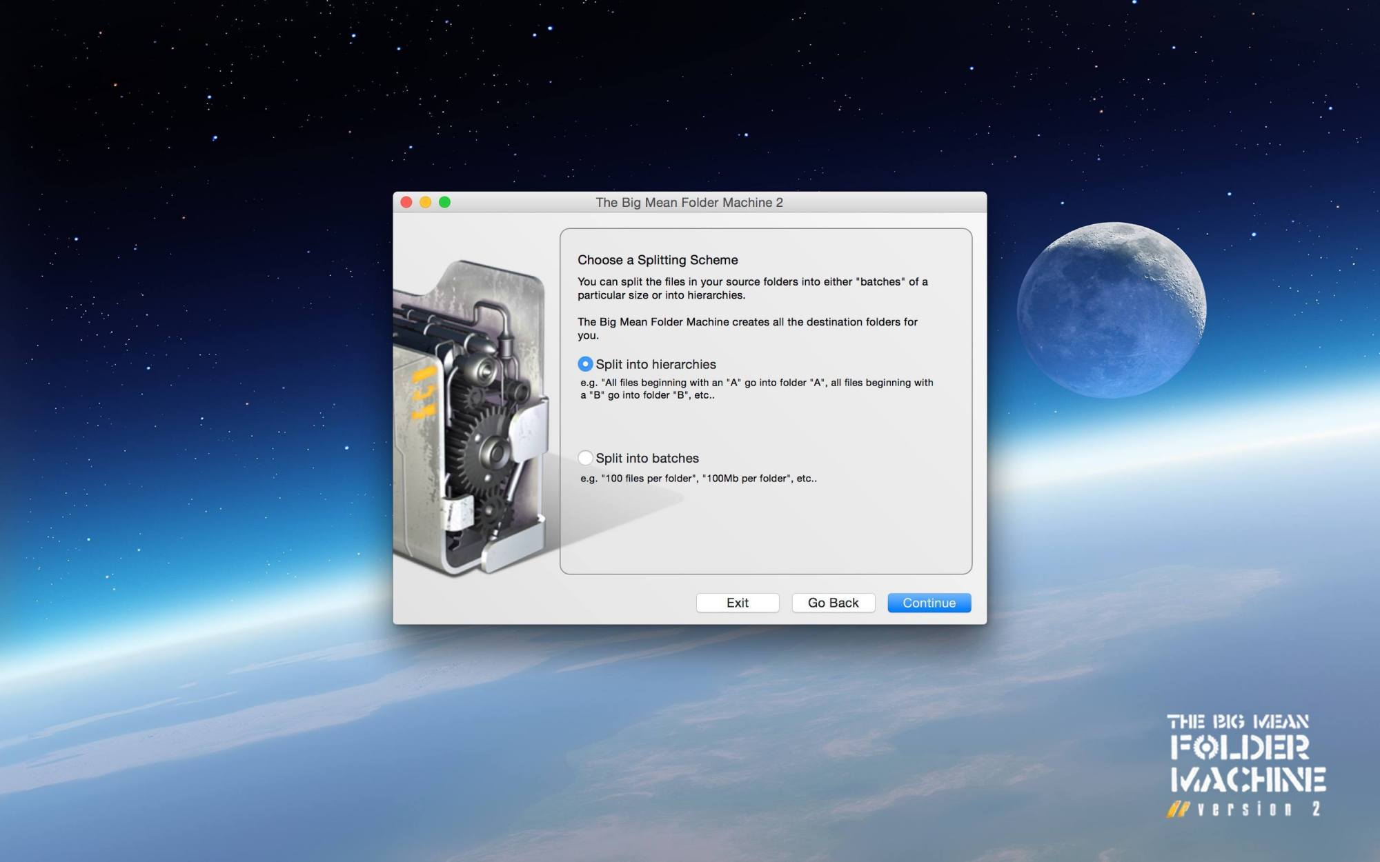 Big Mean Folder Machine 2 for Mac