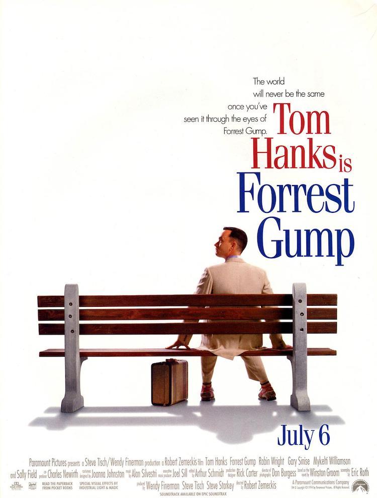 《阿甘正传》(forrest gump)电影影评:我不一样的看法