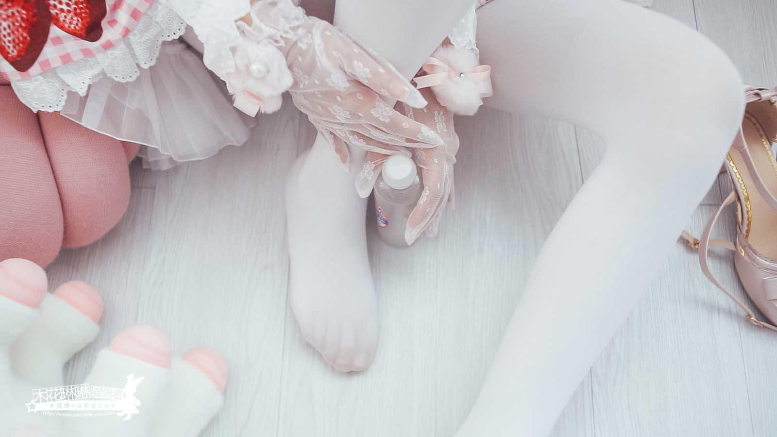 ⭐微博红人⭐木花琳琳是勇者@coser图片-勇者系列06[26P/3V/378MB]插图1