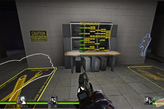推荐一个恐怖生存类游戏:求生之路2,简称L4D2