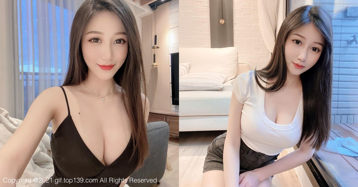 美女主播「Sunny亮亮」甜笑好迷人,性感黑色礼服「波涛汹涌」!