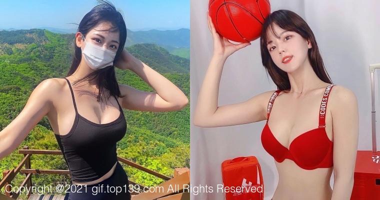 韩国美女「大邱姐姐」马甲线身材迷倒网友
