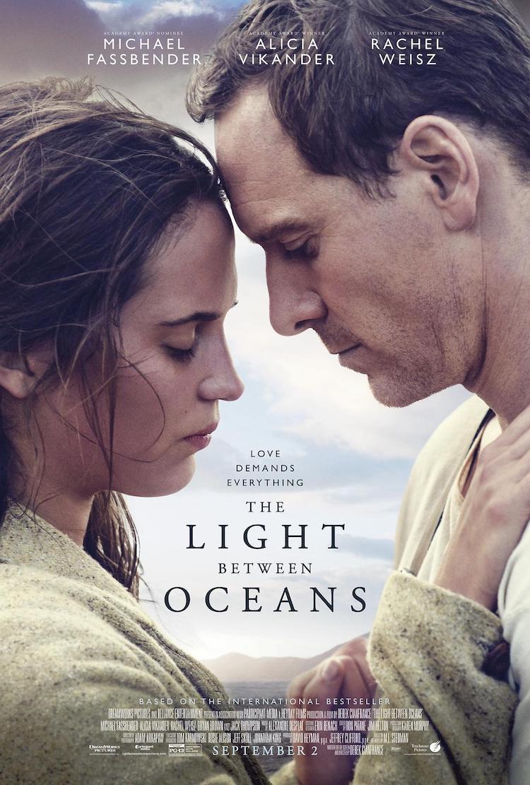 《大洋之间的灯光》电影剧情介绍及影评——爱的罪与罚