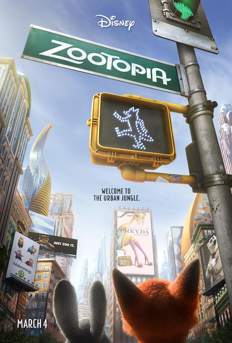 """《疯狂动物城》电影影评:豆瓣9.2超高分,迪士尼动画""""故事、欢乐以及票房""""神话传奇的代表作。"""