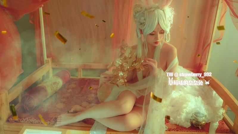 ⭐微博红人⭐草莓味的奈奈兔@coser图片-CQ兔子【31P/363MB】插图