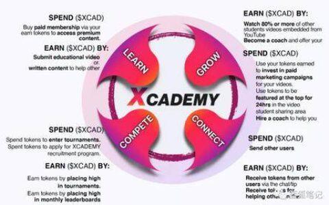 Xcademy:加密经济与视频博主的养成