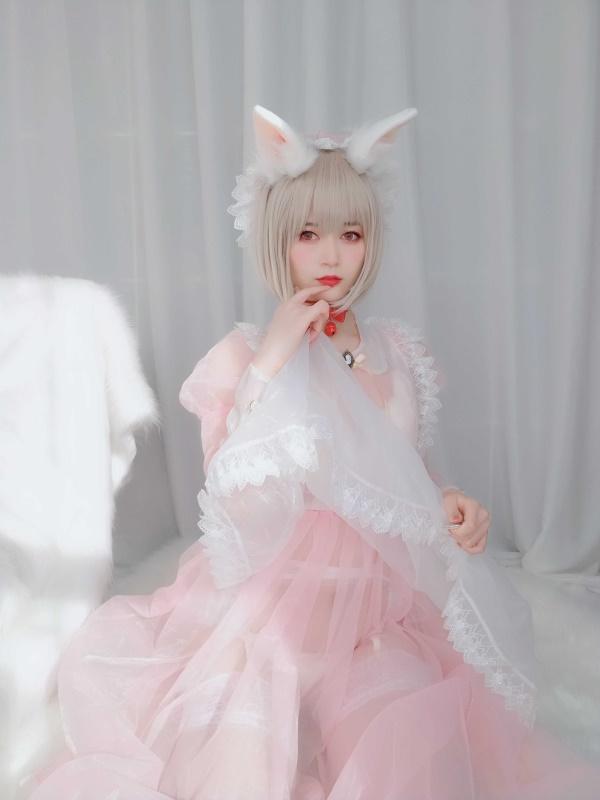 ⭐微博红人⭐白银81 NO.029 女仆小兔子 [85P3V-494MB]插图