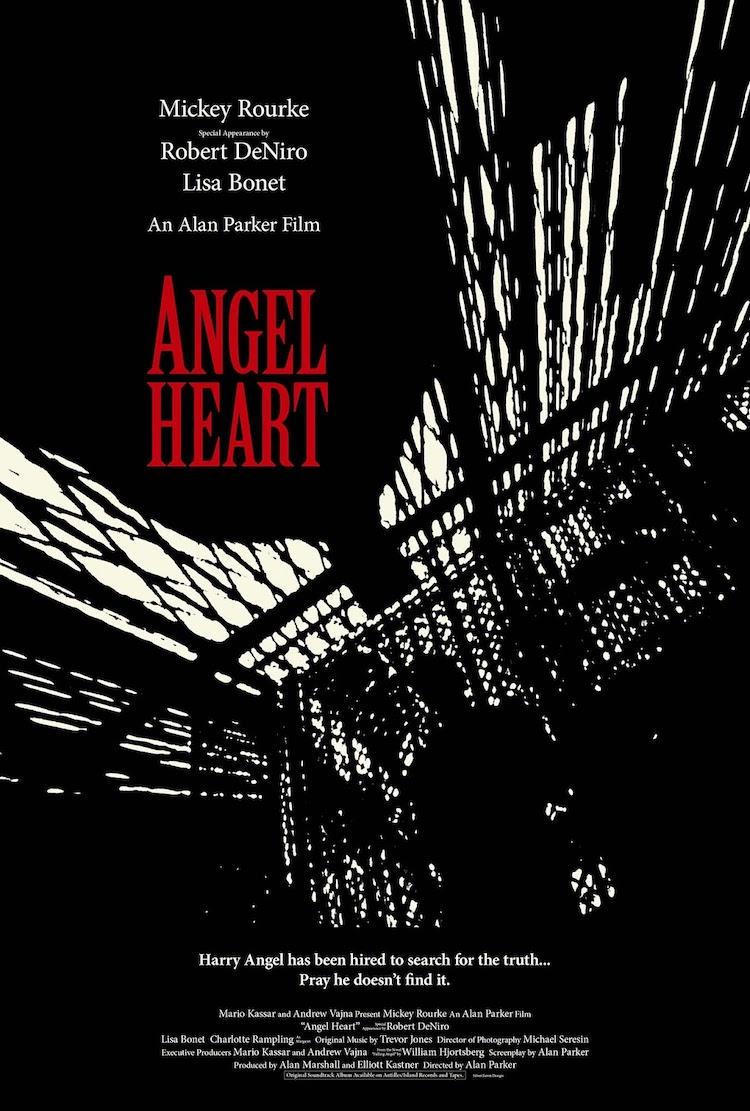 【老电影】《天使之心/赤裸天使》(Angel Heart)影评:血腥迷人的黑色经典