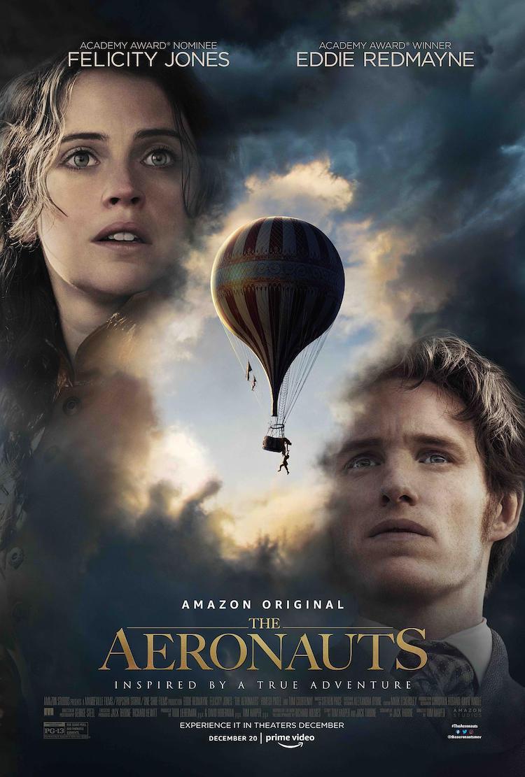 电影《热气球飞行家》影评:简单的故事但说得不错