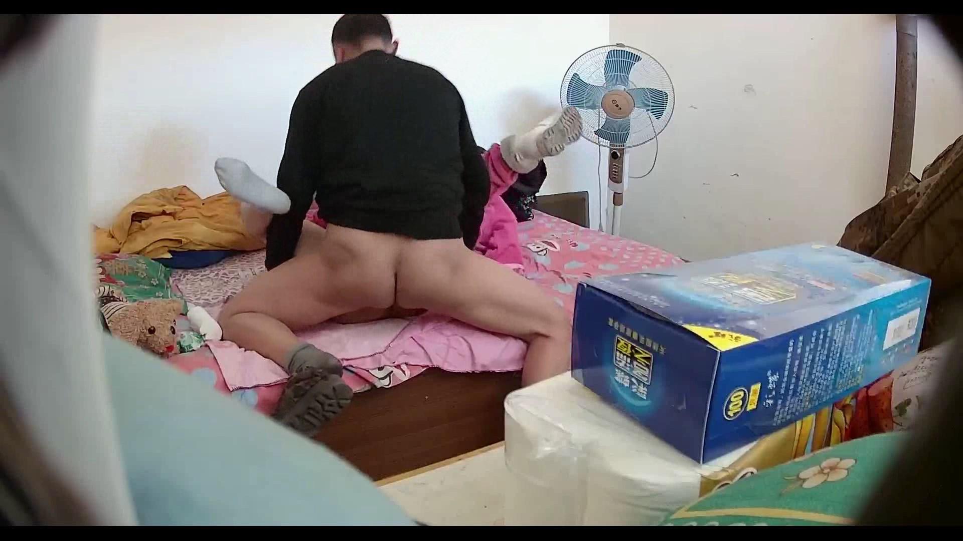 破解中国家庭摄像头偷拍夫妻打炮系列2