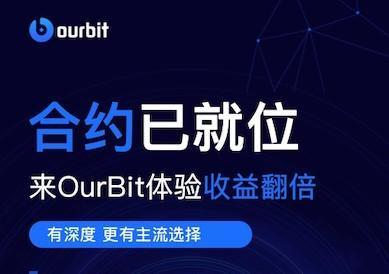 OurBit永续合约,最高拿60%返佣