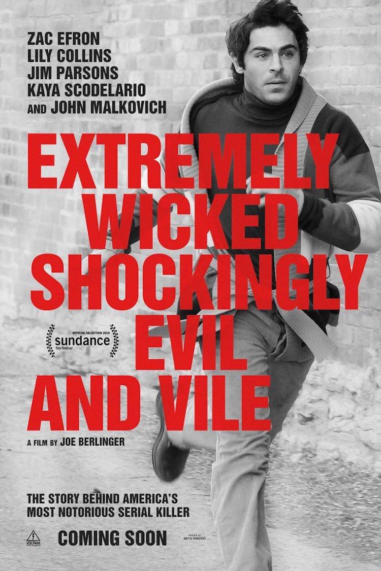 《极端邪恶》影评:扎克·埃夫隆到位诠释连环杀手-爱趣猫