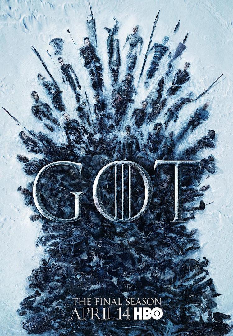 《权力的游戏/冰与火之歌》第一到第八季:虽然第八季结局被骂的很惨,但剧还是好追的