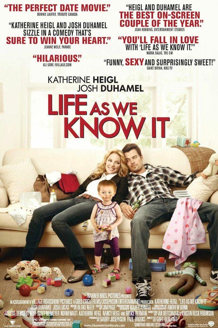 凯瑟琳·海格尔《我们所知道的生活》电影评价:其实是一部很温馨的片子