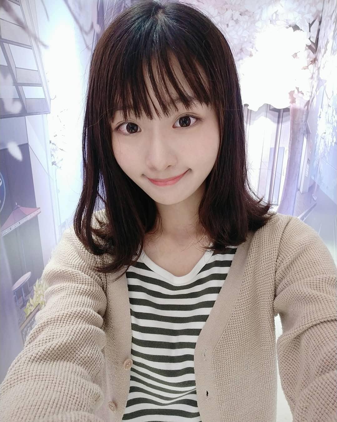 音乐女神@林涵钰Ruri拥有一双会笑的眼睛,个人照太可爱了 文章 第5张