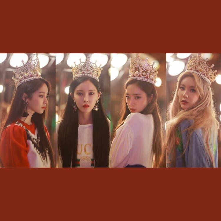 韩国女子组合t-ara成员资料介绍