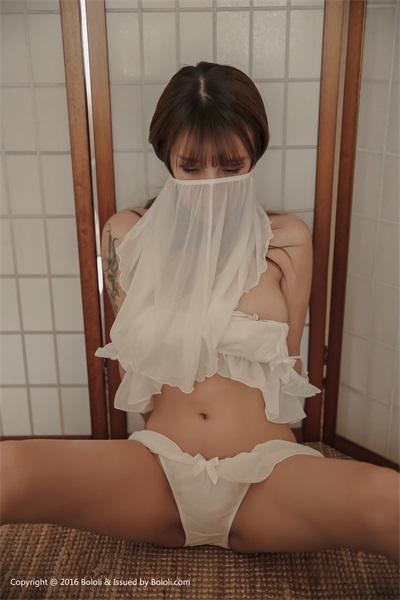 ⭐BOLOLI波萝社⭐夏美酱@写真-2017.08.13BOL.101夏美酱[42+1P/216M]插图