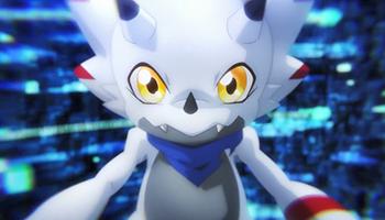 「数码宝贝 幽灵游戏」第一弹宣传PV公开