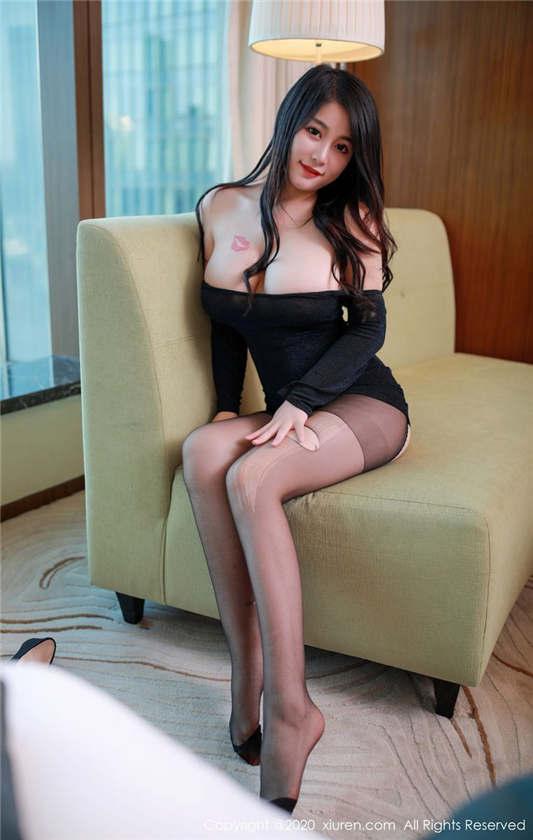 图片[3]-秀人网嫩模『美七』女神大尺度魅惑私拍流出[10P/1V/308MB]-醉四季
