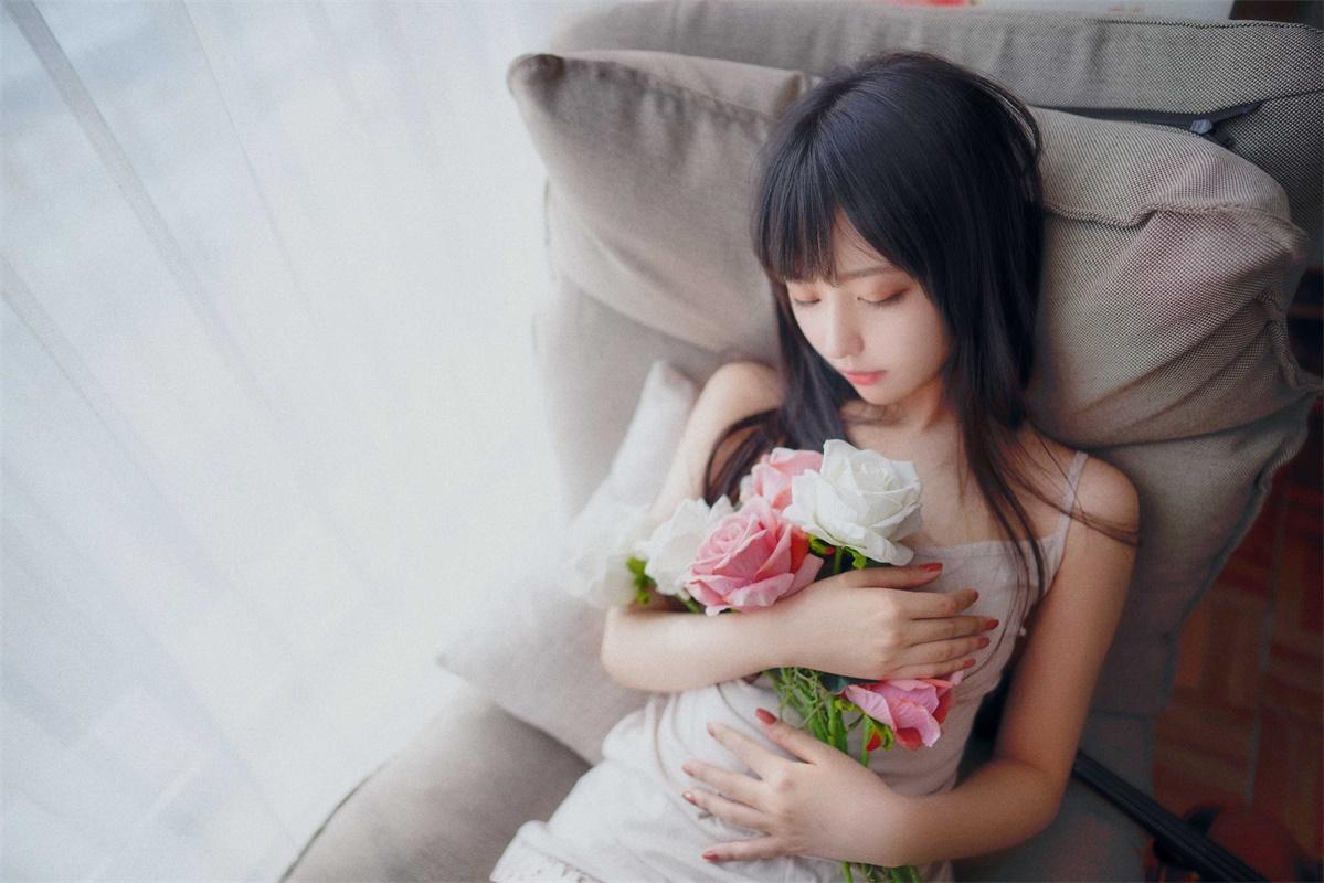 ⭐微博红人⭐Shika小鹿鹿-清纯美女@写真01【21P/200MB】插图1