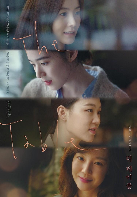 韩国电影《桌子》剧情介绍:一张桌子,四对情侣的故事