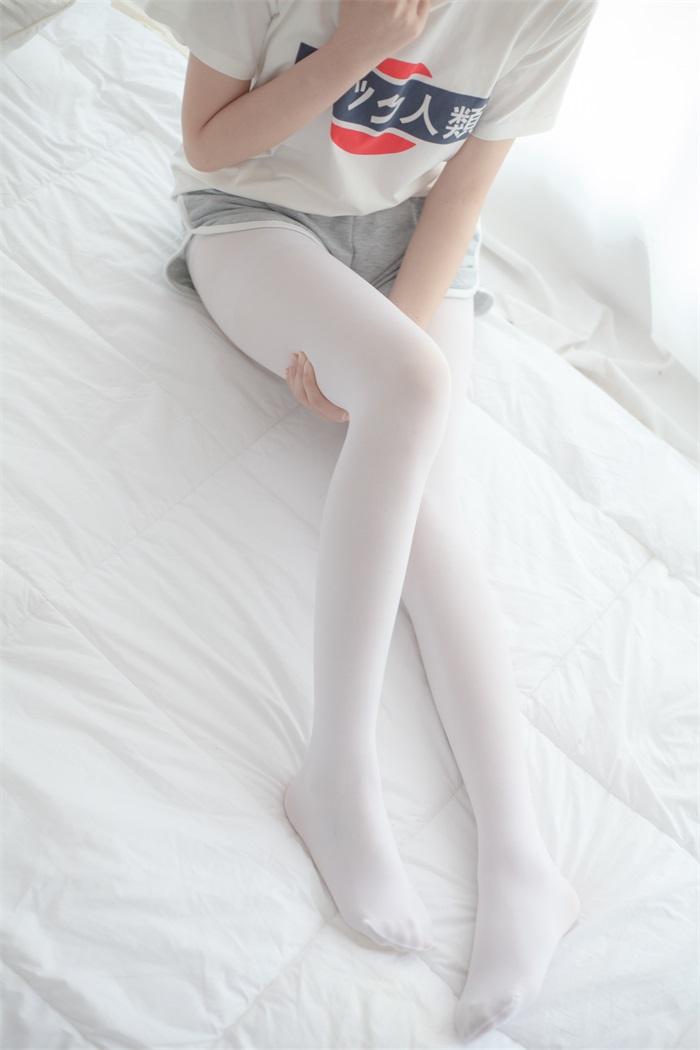 ⭐少女秩序⭐美丝写真-VOL.001白色丝袜[30P/185MB]插图(2)