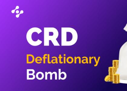 CRD Network空投总计85,000,000 个 CRD,完成任务提交表单可得1000CRD!