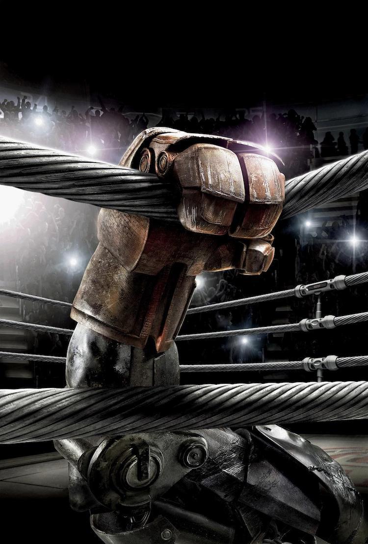 休杰克曼《铁甲钢拳》电影影评:实现电玩玩家梦想的机器人格斗竞技