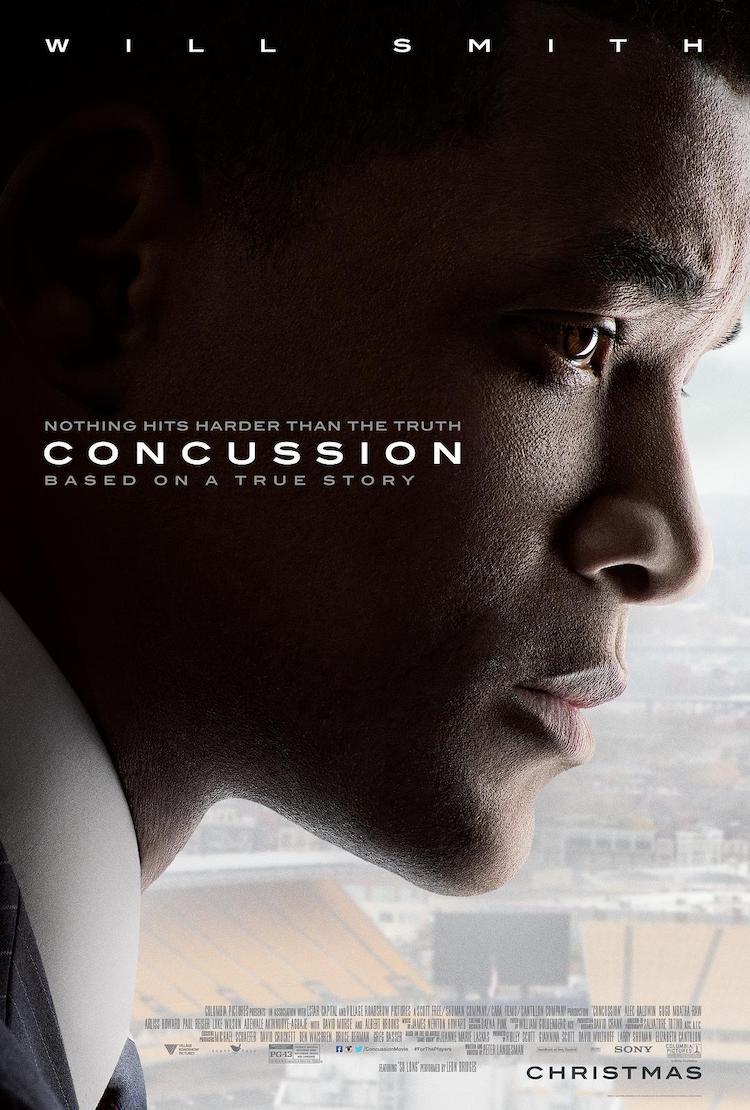 威尔·史密斯《震荡效应》(Concussion)电影评价:真实事件改编,值得看一看