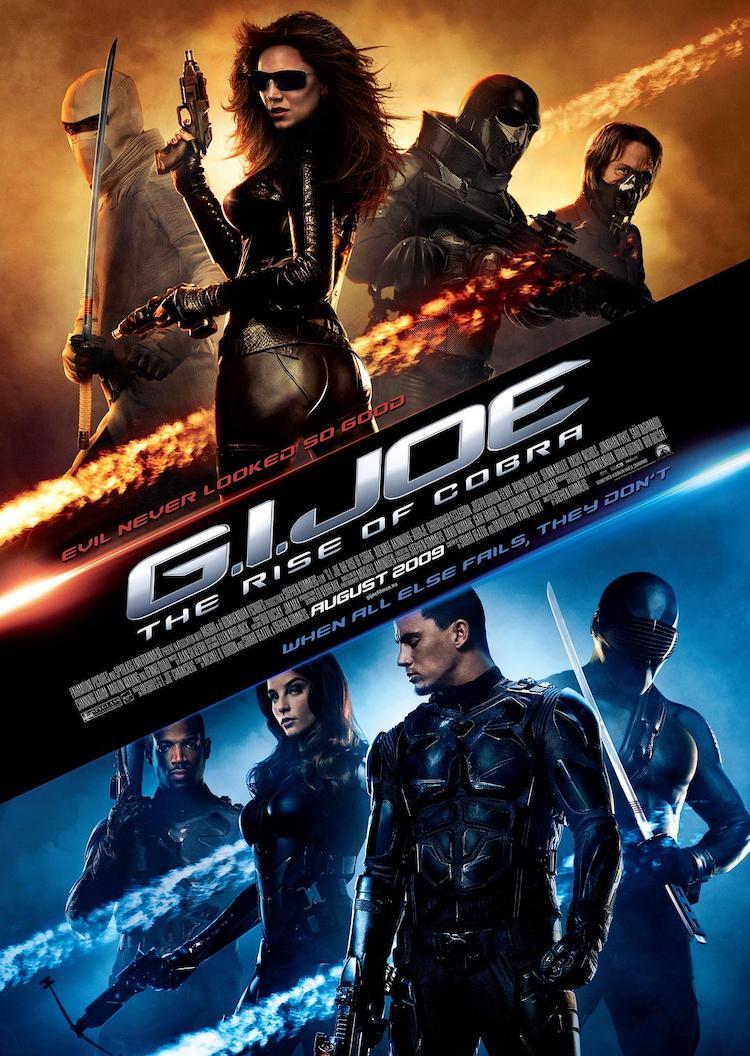 【影评心得】电影《特种部队眼镜蛇的崛起》:有一点灾难片+动作片+科幻片的感觉