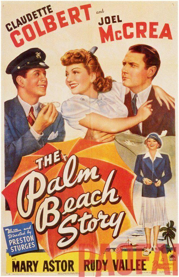 1942美国爱情喜剧《棕榈滩的故事》BD1080p.中文字幕