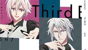 电视动画「IDOLiSH7 Third BEAT!」Blu-ray&DVD第一卷封面图公开