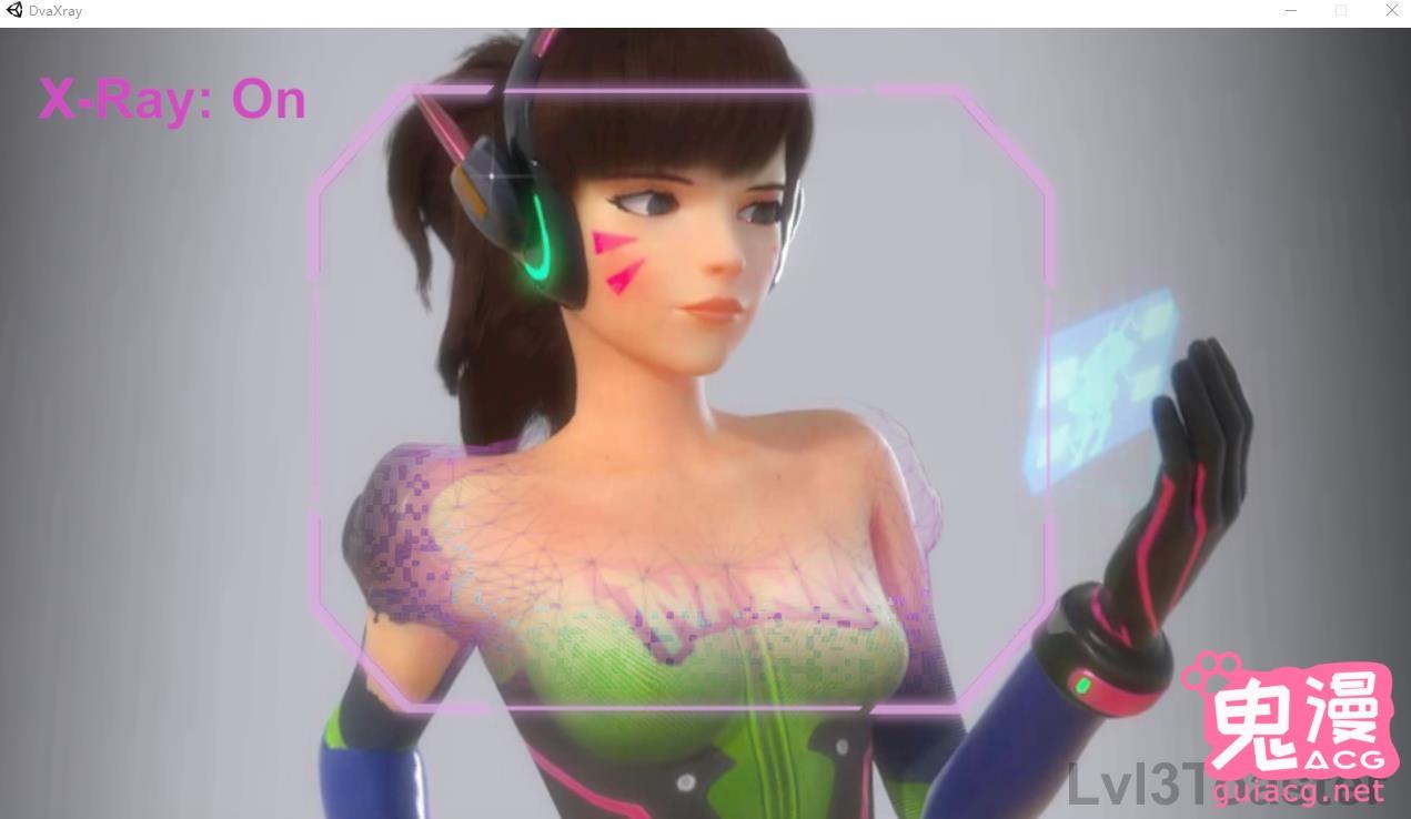 【3D同人/动态CV】Lvl3Toaster作品:高质量3D同人作品总合集整合【更新/3G】 动漫视频 第3张