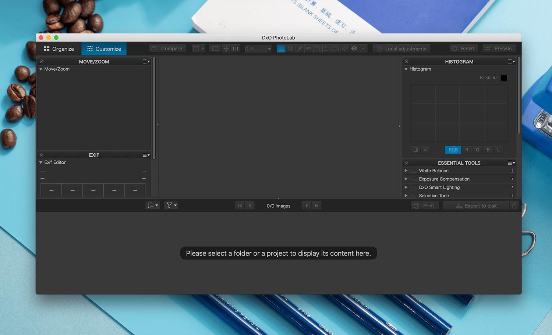 DxO PhotoLab ELITE Edition for Mac