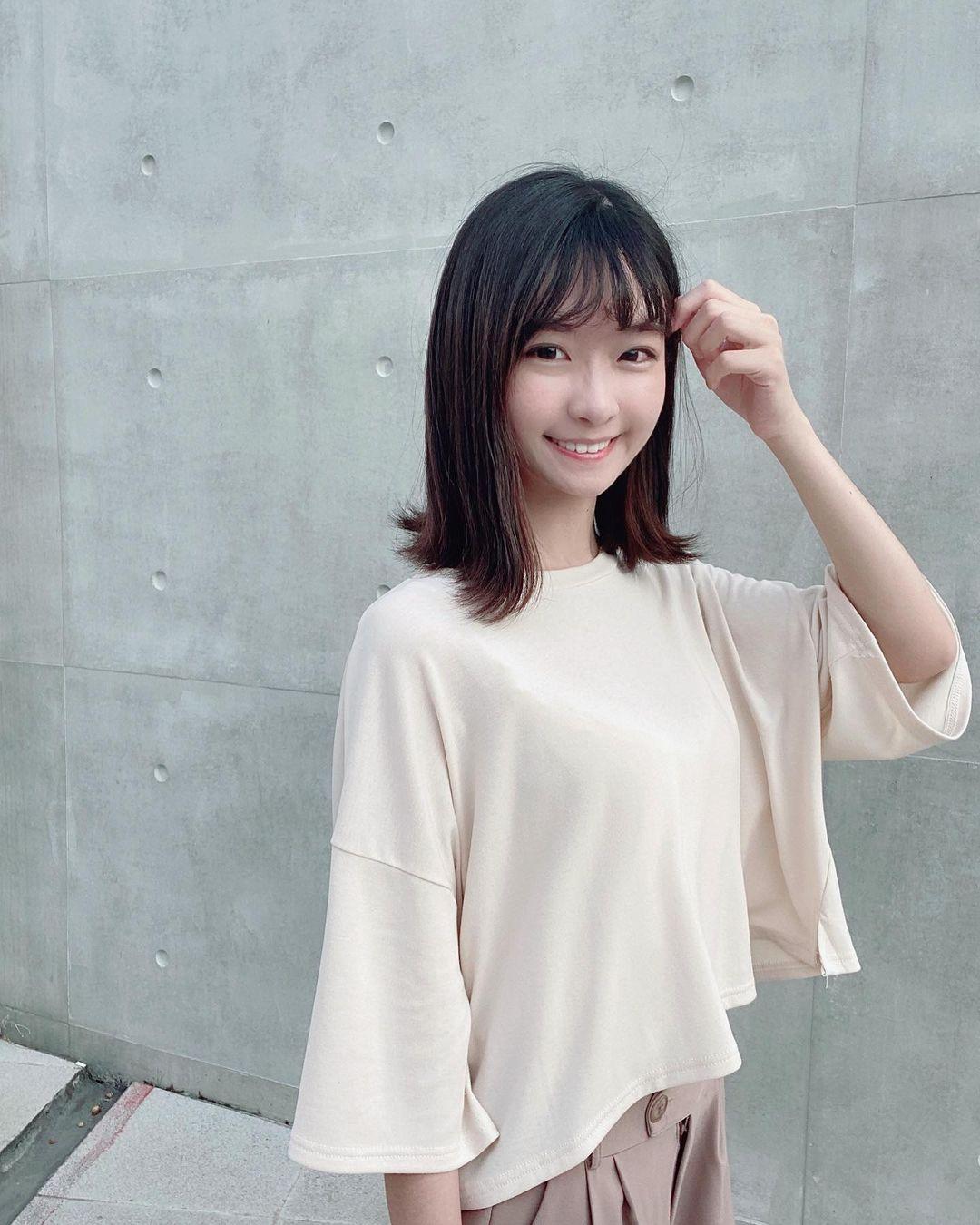 音乐女神@林涵钰Ruri拥有一双会笑的眼睛,个人照太可爱了 文章 第8张