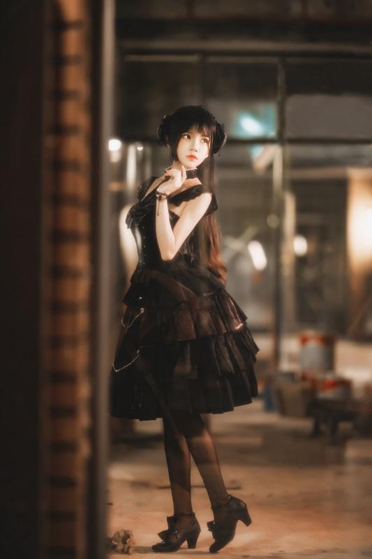 ⭐微博红人⭐桜桃喵NO.101 少女×4[66P-1.07G]插图2