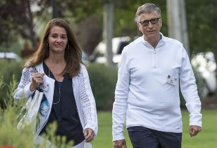 突发|比尔·盖茨离婚了