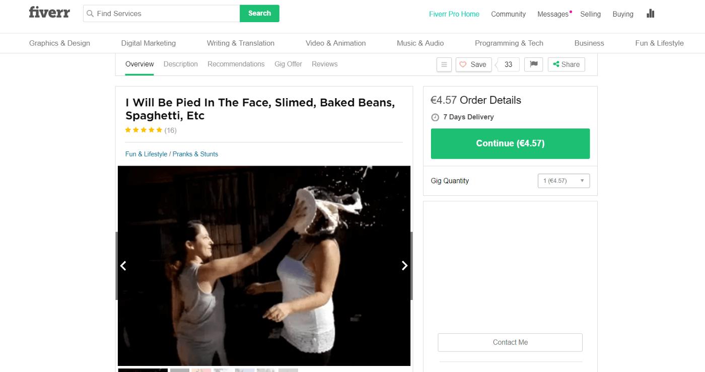 Fiverr平台详细介绍,可以成为自由工作者的一份事业