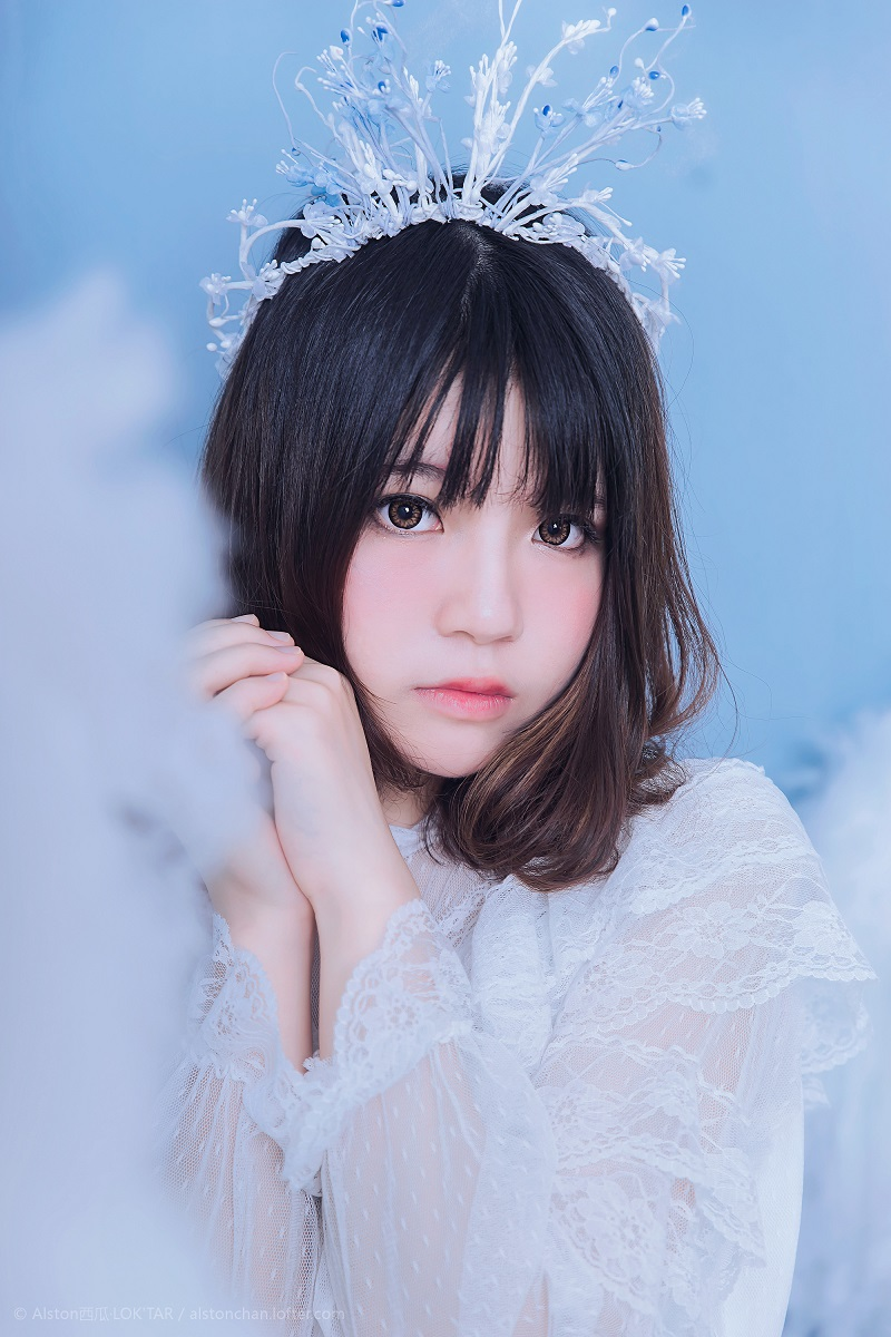 ⭐微博红人⭐桜桃喵@写真cos-Happy birthday【10P/10MB】