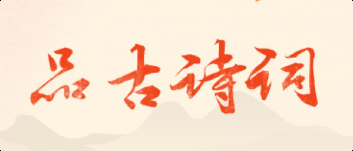 跟杨雨品读古诗词,腹有诗书气自华